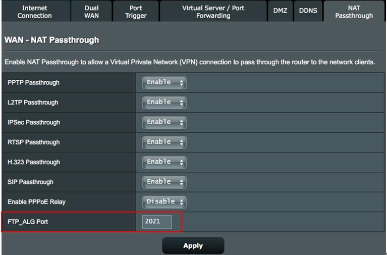 [端口转发] FTP 服务器设置指南-情境三 Study 第9张