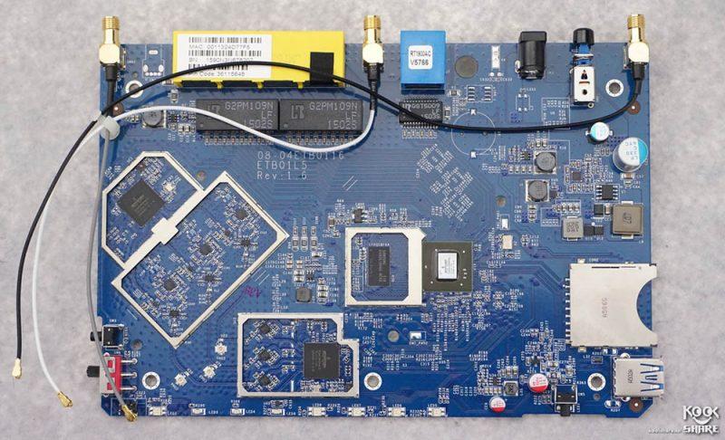 AC1900P chip