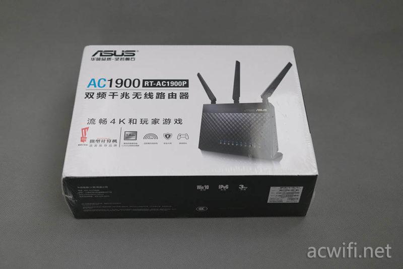 转载:华硕AC1900P评测,对比网件R7000