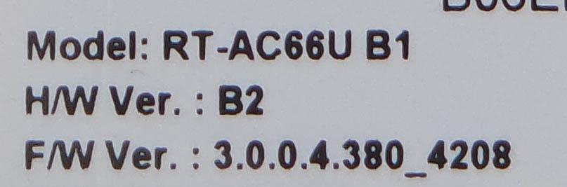 转载:华硕AC66U B1评测(硬件版本B2)