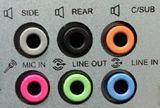 [桌面计算机/主板] 插入音频装置在前置/后置面板没声音的解决方法
