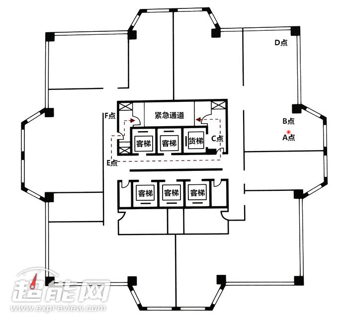 华硕RT-AC5300路由器网络覆盖强度测试