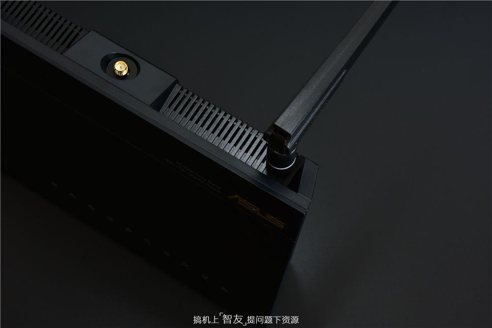 华硕RT-AC1900P无线路由器体验:这个有三条腿的家伙 原来是穿墙小王子]
