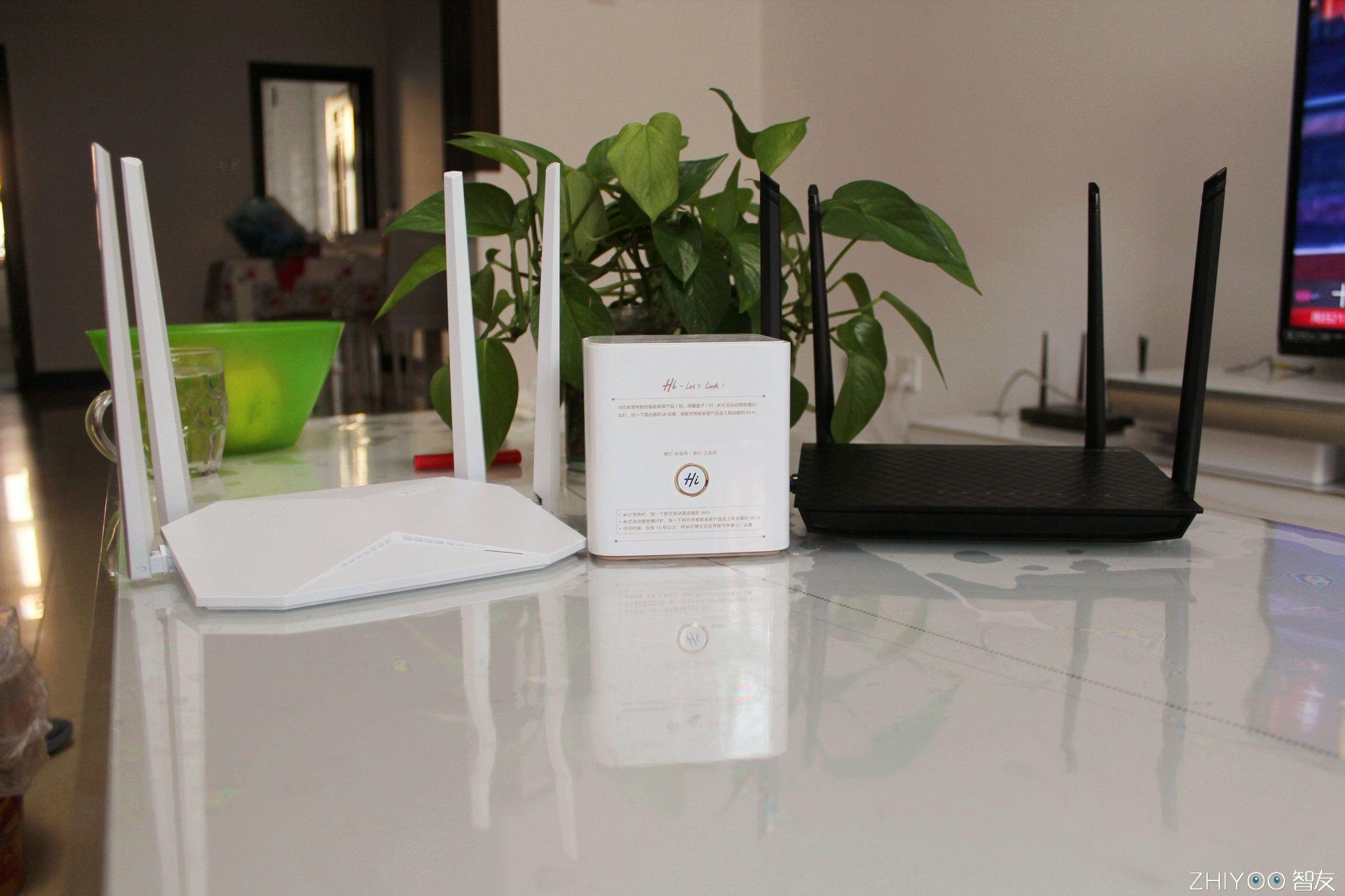 [智能硬件] 家用路由器哪个强?华硕、华为、H3C三款AC1200路由对比