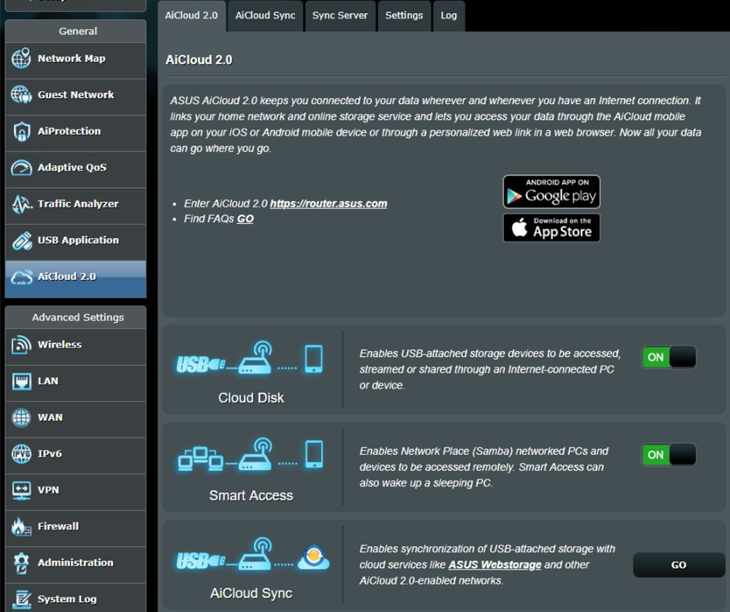 [AiCloud 2.0] 介绍AiCloud个人云2.0应用