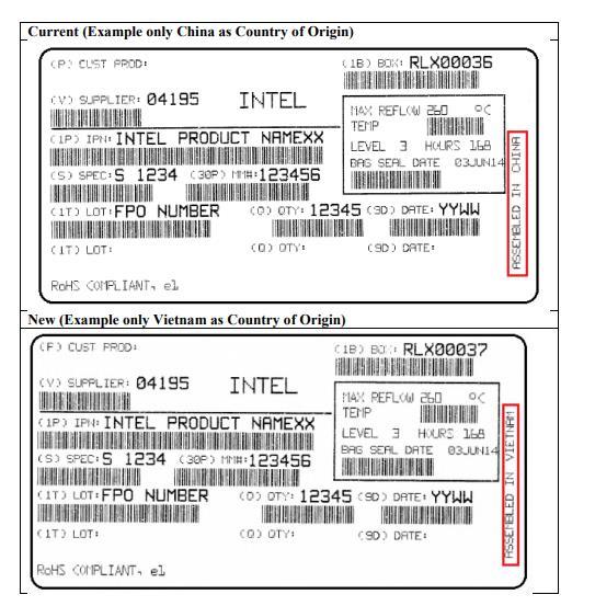 """Intel 300系芯片组不再是""""中国制造"""" 转向越南生产"""