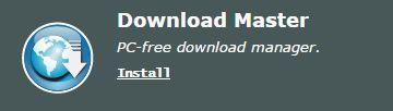 介绍 Download Master
