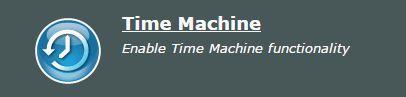 [USB 应用] 介绍 Time Machine