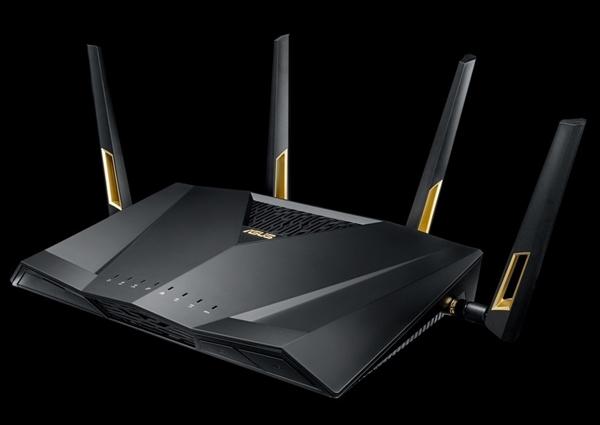 华硕:RT-AX88U路由器率先通过Wi-Fi 6认证