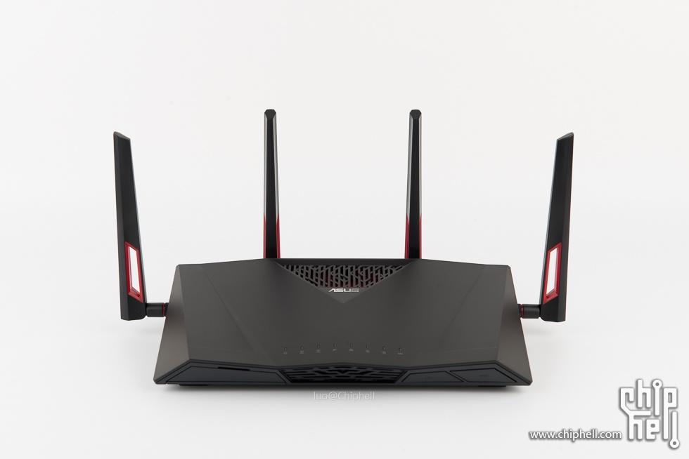 ASUS RT-AC88U,华硕路由组网AiMesh智能分布式Wi-Fi系统评测