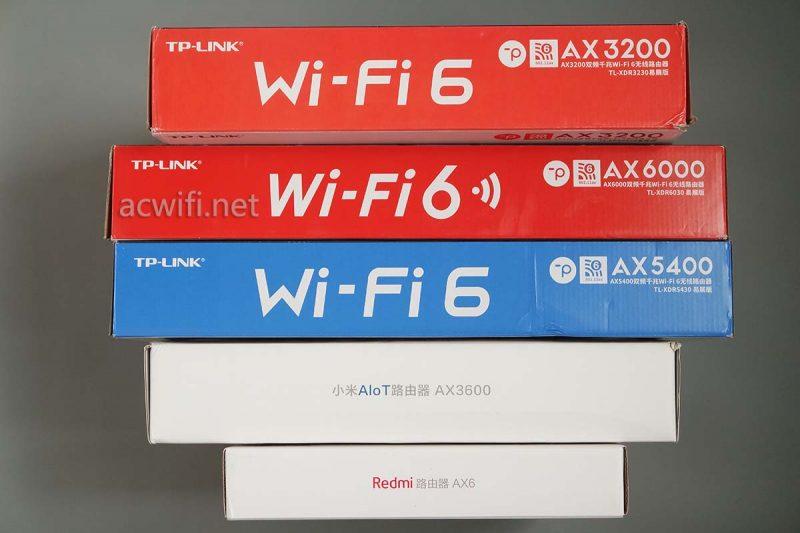 多款WiFi6无线路由器的MU-MIMO实测,小米10手机支持不?