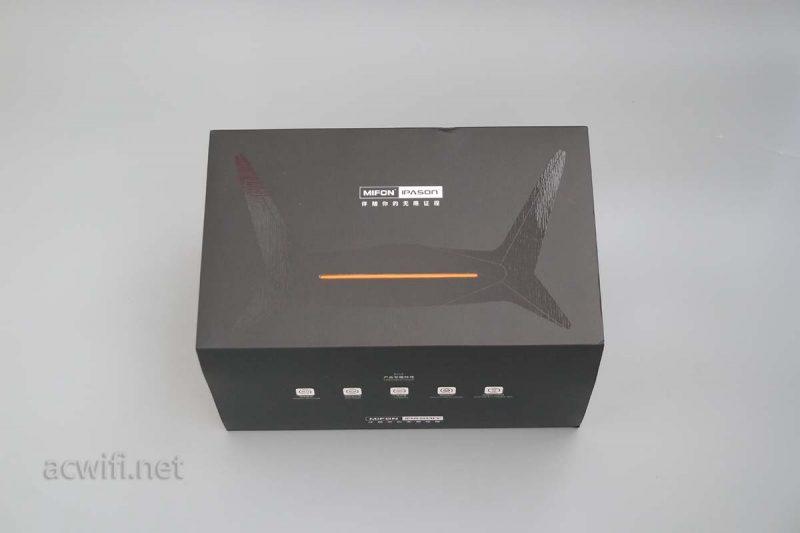 MIFON X1攀升联名版电竞路由器拆机