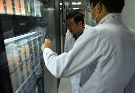 国家超级计算郑州中心通过验收:计算能力达 100PFlops,存储容量 100PB