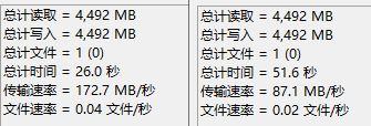 XDR6060 USB测速 2.5G口
