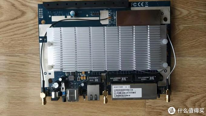 所有电子元器件全部在一块,直接拿出就好