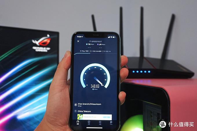 WiFi 6到底6不6——华硕 AX56U热血版 路由器 评测