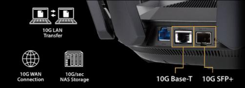 [无线路由器] RT-AX89X 10Gbps 常见问答集